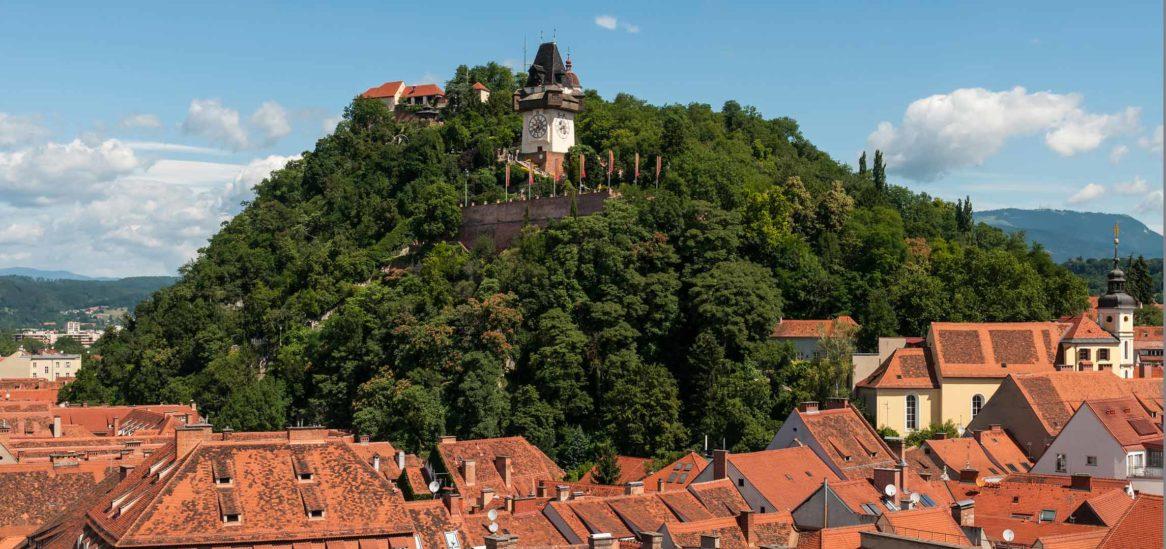 EET aus Graz in der Steiermark
