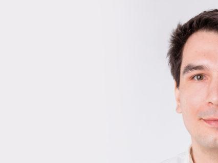 Stephan, Gründer und Entwickler der Firma EET