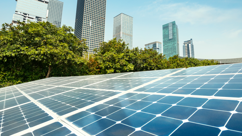 Sonnenkraft für die Stadt