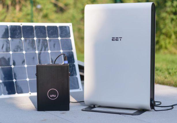 Photovoltaiksystem SolMate für deinen Balkon