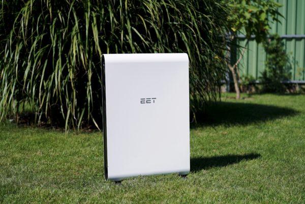 Der Plug- inAußerdem speichert SolMate® den nicht verbrauchten Strom für später. Somit wird die Sonnenenergie auch tagsüber, wenn gerade niemand zuhause ist, optimal genutzt. ohne Panele