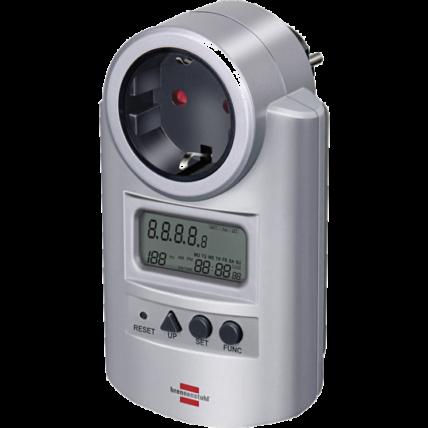 Energiemessgerät für die Steckdose