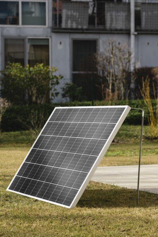 Photovoltaik Standardpanel für die Steckdose