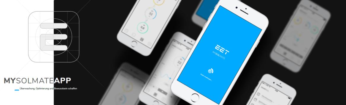 mit der Mysolmate App steuerst du dein Photovoltaik mit Stromspeicher auch wenn du nicht zuhause bist. Somit bekommt dein Balkon Sichtschutz auch eine Funktion.