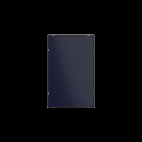 flexibles Photovoltaikpanel für die Steckdose