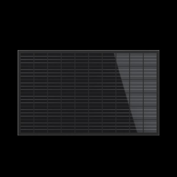 Standardpanel für Dach, Garten oder Hauswand
