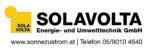 Solavolta - Solaranlage - Logo Vertriebspartner