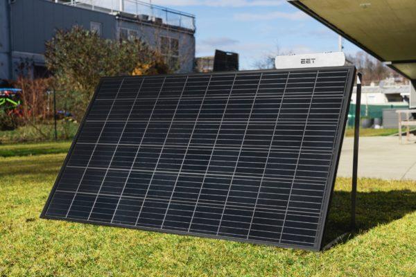 Die erste Solaranlage aus Österreich jetzt von EET