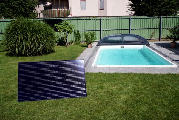 Das Solar-Upgrade LightMate G für den Pool