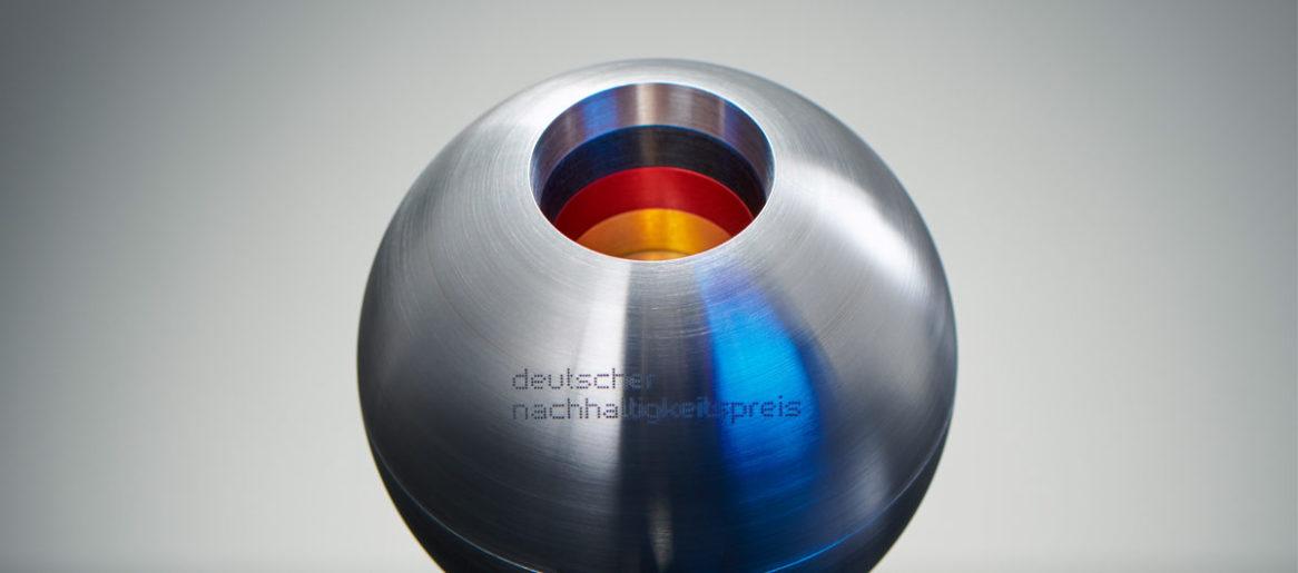 Deutscher Nachhaltigkeitspreis Design - SolMate im Finale