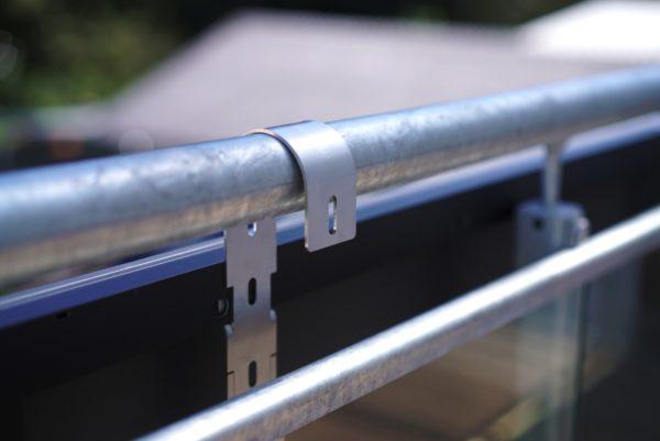 Solar Hooks - Solarmodul Befestigung
