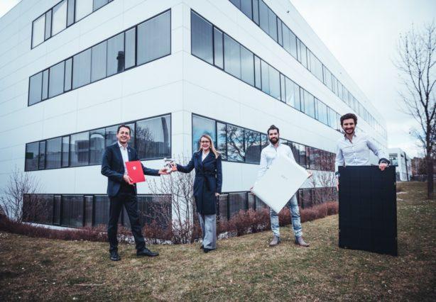 Green Tech - Cluster Preis - Startup EET